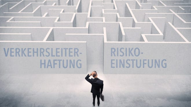 Keep your risk assessment in view