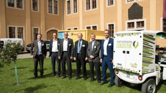 Innovative concepts for battery-electric-based distribution logistics