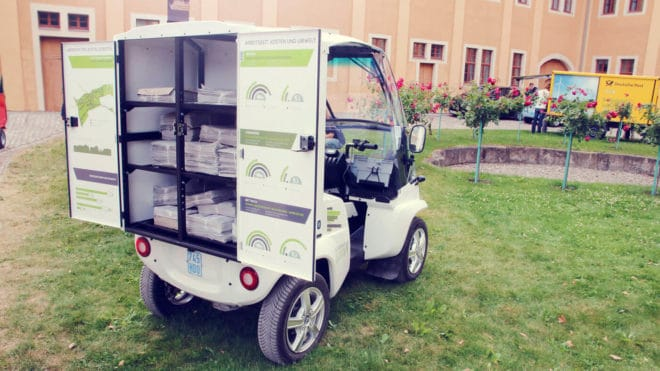 Electric mobility in logistics – transitioning from prototyping to everyday use