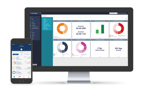 Introducing version 6.0: Managing fleet data intuitively with the new TachoWeb